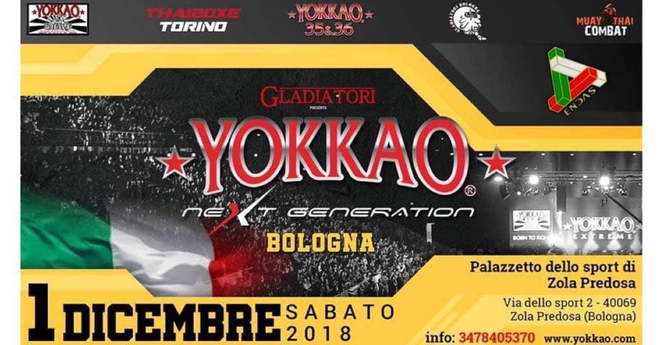 Yokkao Next Generation 1/12/2019