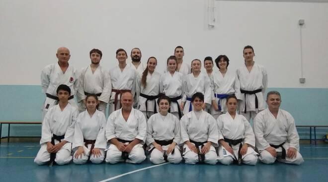 L'ENDAS Cervia Karate stravince al Campionato Nazionale dell'Unione Italiana