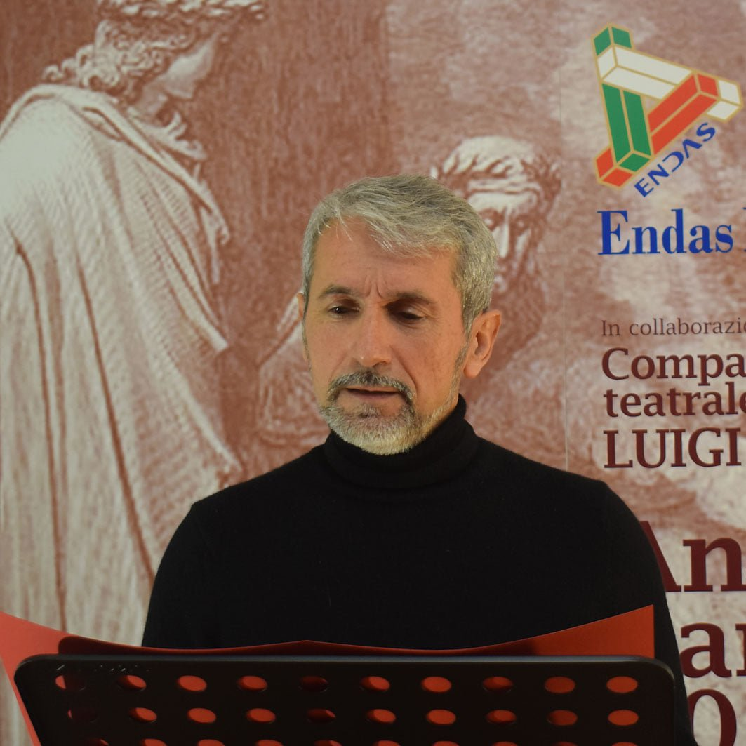 I 100 Canti della Divina Commedia - Compagnia Teatrale Luigi Rasi